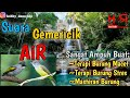 Suara Gemericik Air Untuk Terapi Burung Macet Malas Bunyi Hobby Dan Rejeki  Mp3 - Mp4 Download