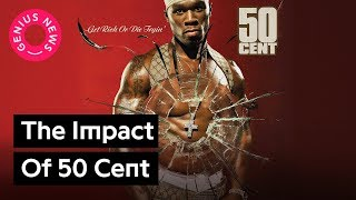 Download How 50 Cent Bullied Hip-Hop With 'Get Rich Or Die Tryin'' | Genius News MP3 song and Music Video
