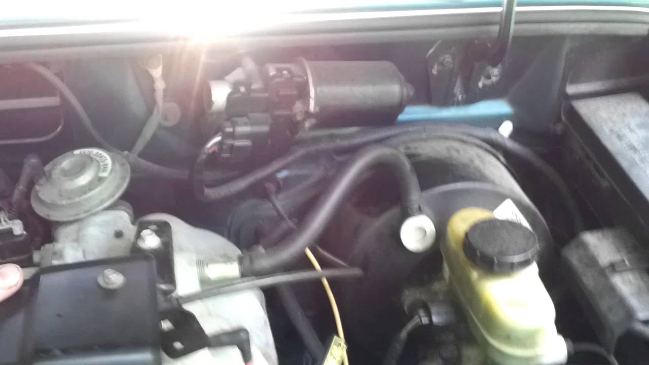 small resolution of 98 ranger no compression cyl 1 and 2 runs rough