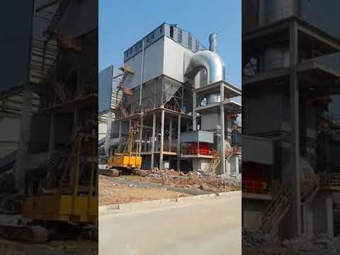 Chip mong cement factory in cambodia/រោងចក្រផលិតស៊ីម៉ង់ដ្ឋអូដ