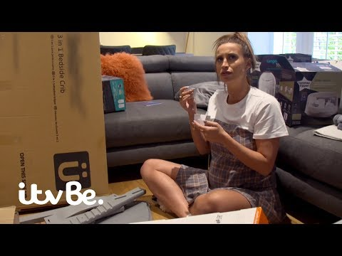 Ferne McCann: First Time Mum | Ferne's Journey to Motherhood | ITVBe
