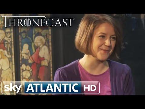 Game of Thrones Yara Greyjoy: Gemma Whelan Thronecast