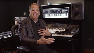 Roland D-50 Celebration Moments with Eric Persing