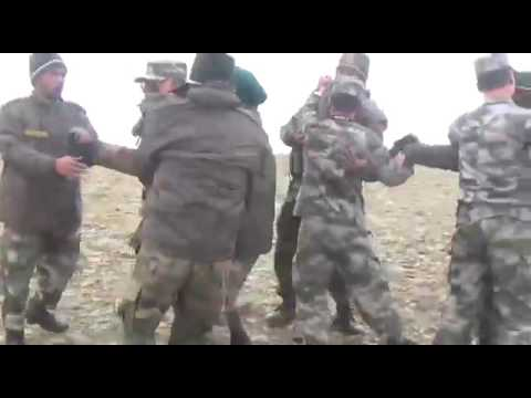 Watch: Jawans stop Chinese soldiers from entering Indian territory Part 1
