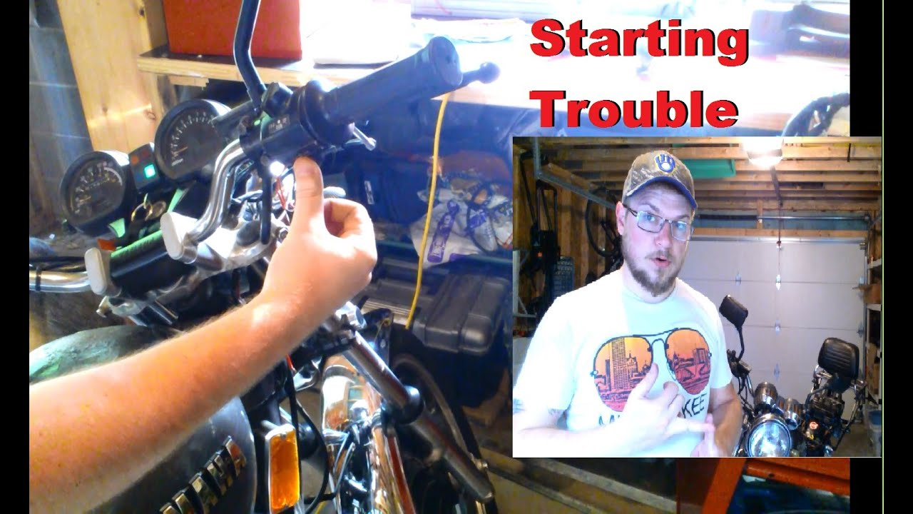 troubleshooting motorcycle ignition 1982 yamaha xj550 maxim [ 1280 x 720 Pixel ]