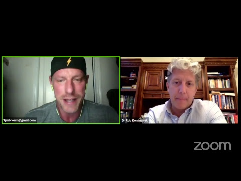 The TOT Revolution Podcast Presents The Ask Jay and Jim Show-Interview with Dr. Robert Kominiarek