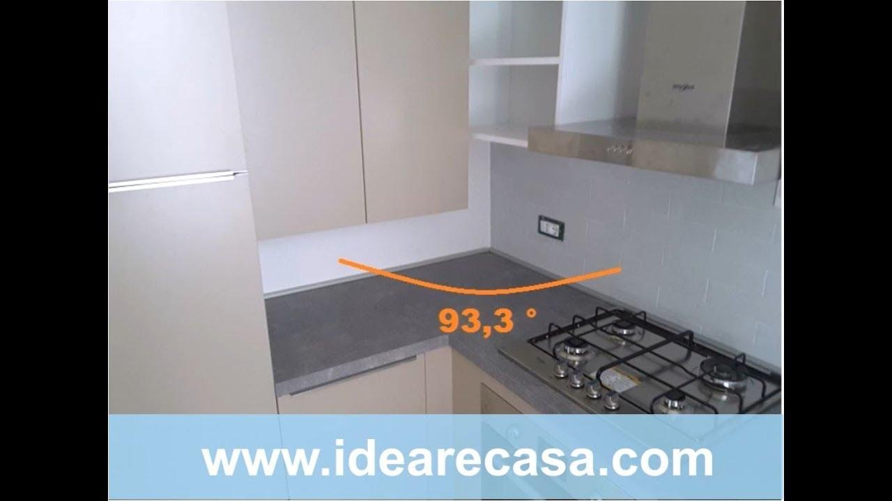 Cucine Componibili Con Angolo kitchen with angle out of square