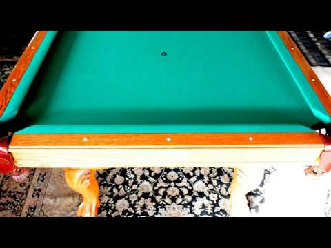 Olhausen Pool Table & Simonis Cloth Review