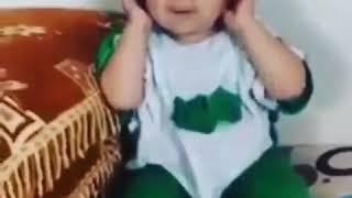 Kuran okuyan kız çocuğu maşallah