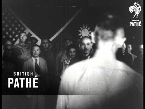 Chiang Kai Shek (1940-1949)