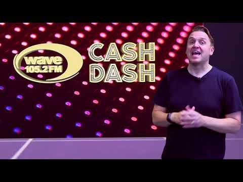 Wave 105's CASH DASH Is BACK!
