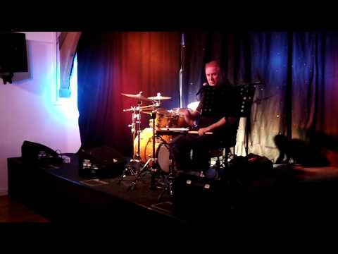 Pat Petrillo Drum Clinic @ Jamm Studios - PART 1 (alternate cam)