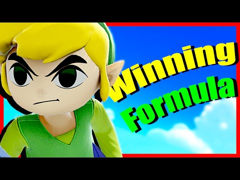 POTENTIAL OPTIMAL TOONLINK DISCUSSION - Toon Link Gameplay Smash Ultimate