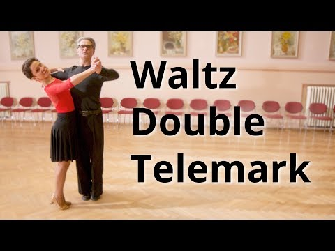 Waltz Double Open Telemark | Routine and Figures