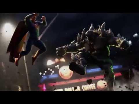 Justice League: War Trailer (Fan-Made/Live Action)
