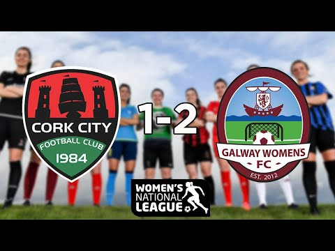 WNL GOALS GW9: Cork City 1-2 Galway WFC