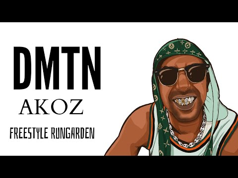 "DMTN | RG Freestyle ""A KOZ"" [RUNGARDEN.RE]"