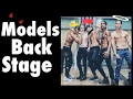 NAKED MALE MODELS at Fashion Week