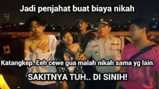Youtube : SAKITNYA TUH DISINI - CITA CITATA - DP BBM LUCU BANGET GOKIL