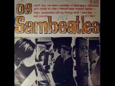 Os Sambeatles - All My Loving