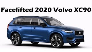Facelifted 2020 Volvo XC90 In Detail - Will I Buy My Third XC90?