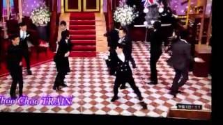 しゃべくりメンバーに阿部サダヲとMATSUが加わり、みんなで踊る貴重映像!