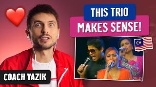 Download YAZIK reacts to Jeritan Batinku & Merisik Khabar | Siti Nurhaliza ft  Azlan & Dayang