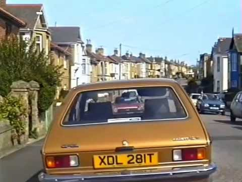 A drive around Ryde Isle of Wight 1993.