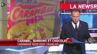 Carambar et Malabar vont repasser sous pavillon français