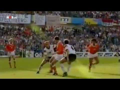 Germany 1:3 Netherlands Euro 1992
