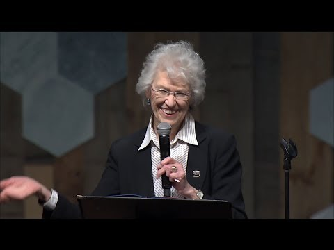 Virtue Girl Talk 2018 with Jill Briscoe - Telling the Truth for Women
