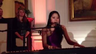 A Thousand Years - Wedding Entrance (performance - violin/piano/voc)