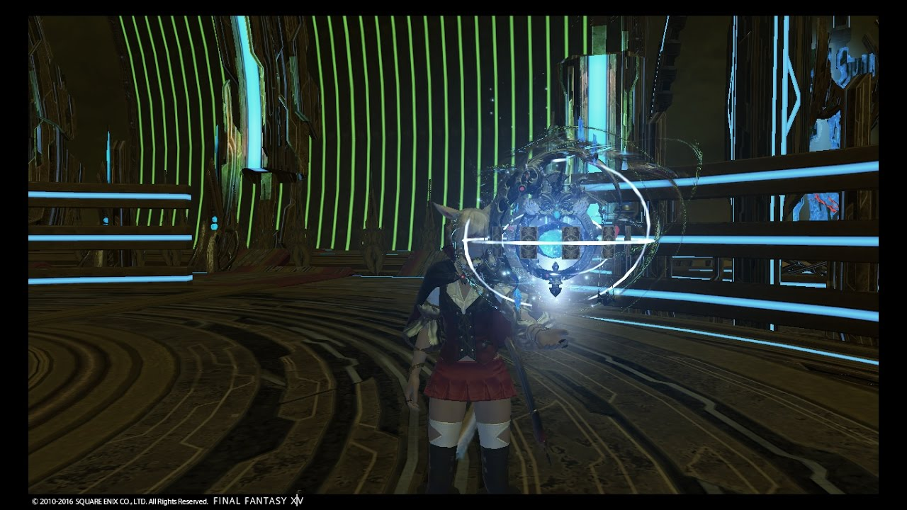 FFXIV: Sharpened Sphere of the Last Heir (AST Anima)