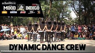 Dynamic Dance Crew | 1st Place | Street Dance | Mood Indigo 2014