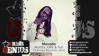 Mavado - Money, Girl & Fun (Raw) Toll Road Riddim - July 2016
