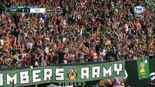 All 52 Portland Timbers 2015 MLS Goals