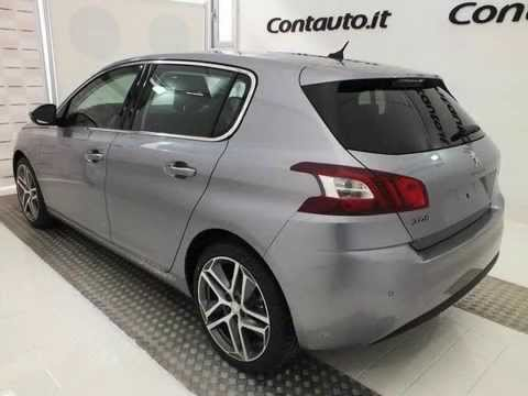 peugeot 308 1.6 bluehdi 120cv allure - youtube
