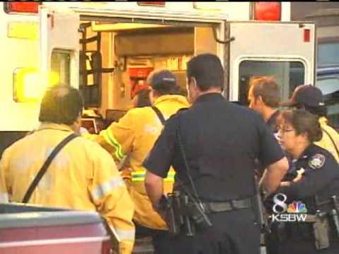 11-Year-Old Girl Shot In Salinas