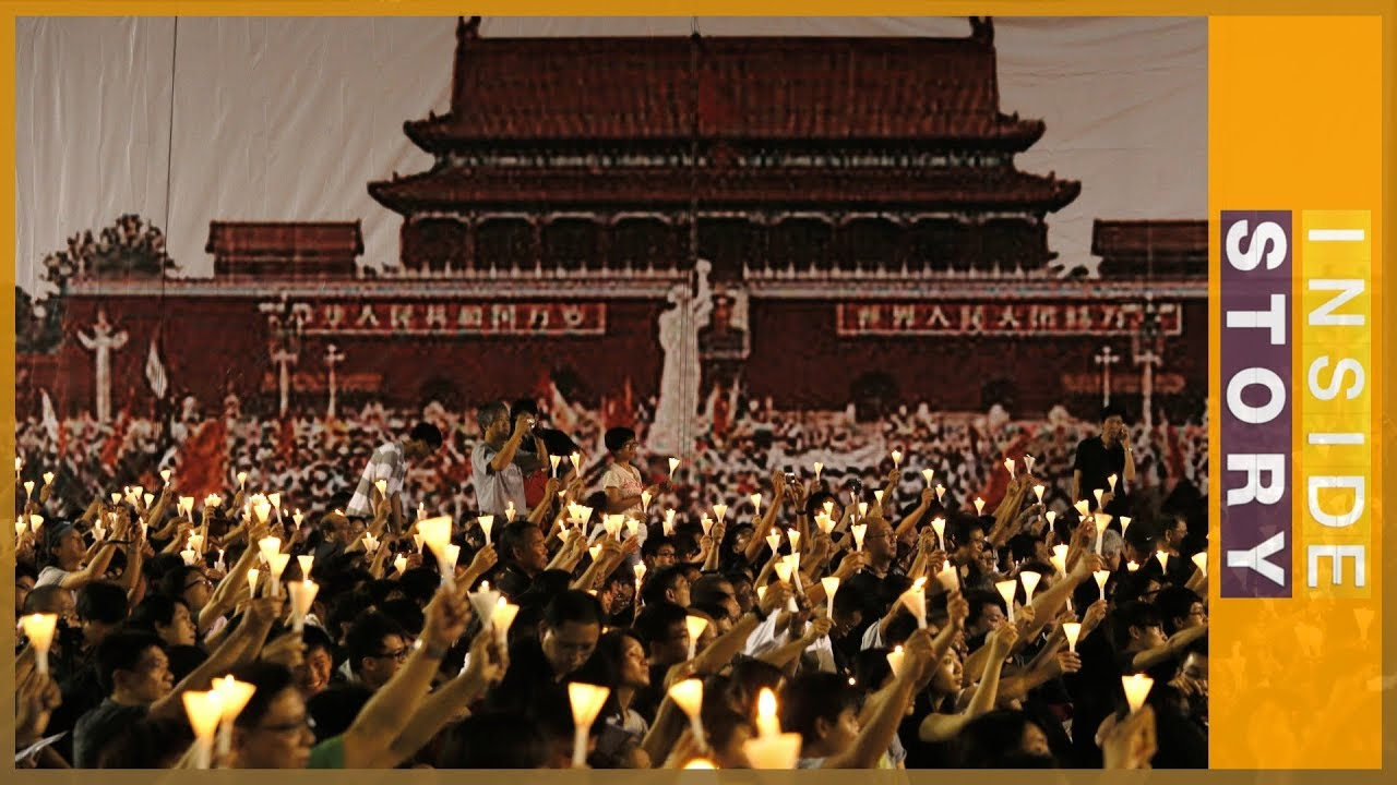 What is the legacy of the Tiananmen Square massacre? | Inside Story