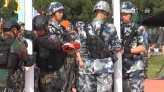 NET17 - Latihan Militer Gabungan Indonesia - China