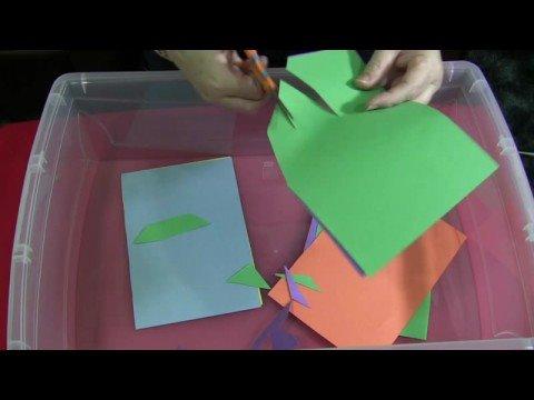 Beginning Scissor Skills Activity Youtube