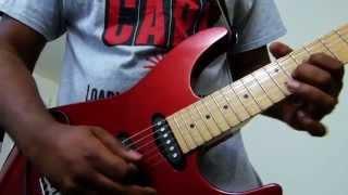 Mental Manadhil | Guitar cover | Ashwin Asokan | A R Rahman | OK Kanmani