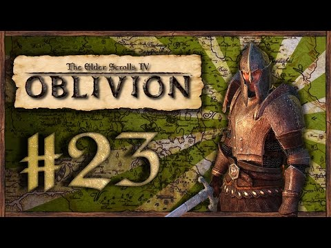 Let's Funk King Play The Elder Scrolls IV Oblivion #23 The Mouth of the Serpent