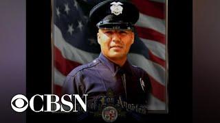Los Angeles Police Department officer dies from the coronavirus