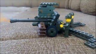 Лего фильм Курская битва