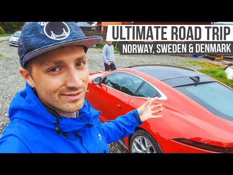 ULTIMATE ROAD TRIP | Norway, Sweden & Denmark | Vlog