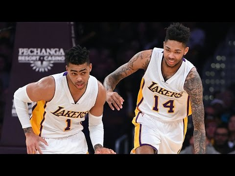 Los Angeles Lakers 2016-17 Season Recap - Thoughts on Players and the Team