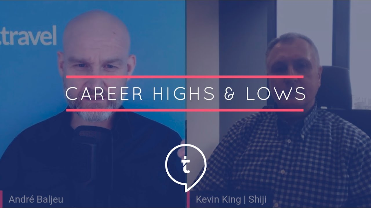 techtalk.travel Interview with Kevin King - COO, Shiji Group