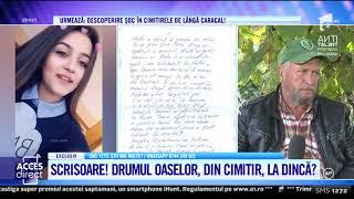 Răsturnare de situaţie în cazul Caracal! Scrisoare detaliată cu rapirea Luizei și Alexandrei
