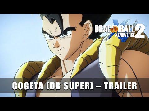 DRAGON BALL - Xenoverse 2 Gogeta (DB Super) Trailer
